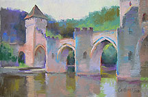 Pont Valentre, Cahors - Afternoon